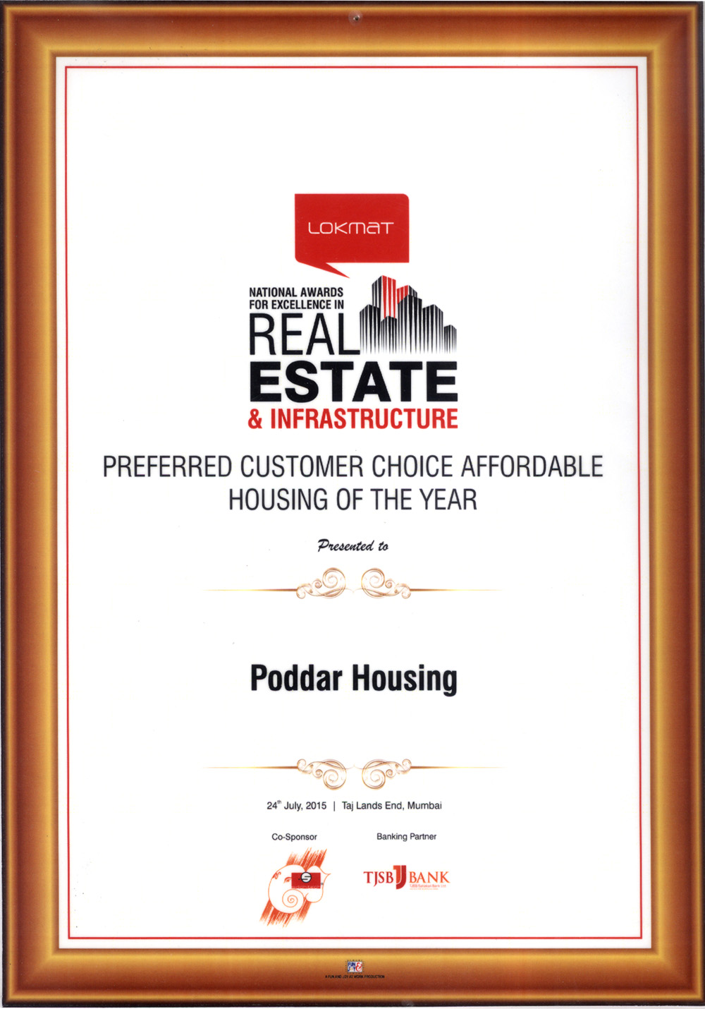Affordable Housing of the Year